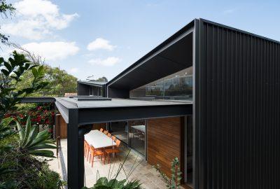 Exterior Roof line