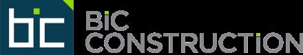BIC Construction logo